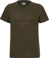 Columbia M Bluff Mesa Graphic Herren T-Shirt