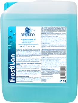 Dr. Keddo FrostiLan Frostschutzmittel für Wasseranlagen 5 l