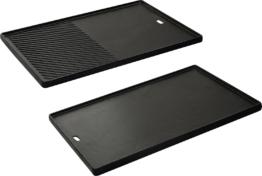 Enders Switch Grid Gusswendeplatte 1/2 für Gasgrill Chicago 4 K