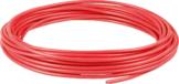 Flexible PVC-Aderleitung Rot 6 mm² Länge 5 m