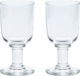 Gimex Kunststoff Rotweinglas 0