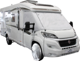 Hindermann Lux  Duo Thermofenstermatte VW Crafter ab Bj. 2017