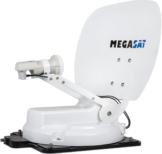 Megasat Caravanman Kompakt 2 Vollautomatische Sat-Anlage (Twin LNB)
