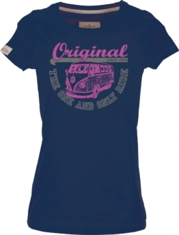 Van One Classic Cars Damen Shirt Original Ride