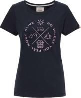 Van One Classic Cars Go Alive Damen T-Shirt