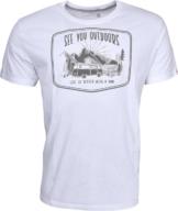 Van One See You Outdoors Herren T-Shirt
