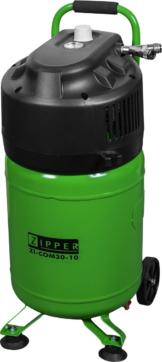 Zipper ZI-COM30-10 mobiler Stand Druckluftkompressor 30 l / 10 bar
