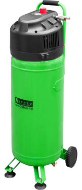 Zipper ZI-COM50-10 mobiler Stand Druckluftkompressor 50 l / 10 bar