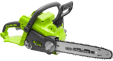Zipper ZI-KTS40V-AKKU Akku-Kettensäge 40 V / 4 Ah (ohne Akku)