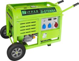 Zipper ZI-STE8004 mobiler Stromerzeuger 8000 W