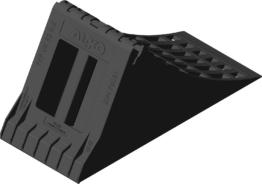 AL-KO Typ UK 53 K-2 Unterlegkeil Schwarz