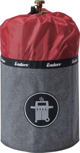 Enders Gasflaschenschutzhülle Lifestyle 11 kg rot