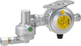 GOK Caramatic DriveOne Sicherheits-Gasdruckregler Horizontal 30 mbar
