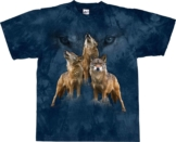 Harlequin T-Shirt Howling Pack