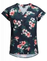 Jack Wolfskin Damen T-Shirt Victoria Tropical