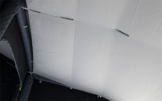 Kampa Dometic Rally Air 260 XL Innenhimmel für Reisemobilvorzelt