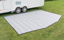 Kampa Dometic Vorzeltteppich für Reisemobil-/ Wohnwagenvorzelt Rally Air 260