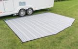 Kampa Dometic Vorzeltteppich für Reisemobil-/ Wohnwagenvorzelt Rally Air 330