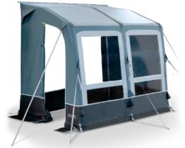 Kampa Dometic Winter Air PVC 260 L aufblasbares Reisemobil-/ Wohnwagenvorzelt