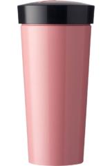 Mepal Take a Break  Kaffee- und Trinkbecher 400 ml nordic pink