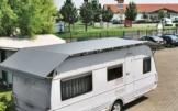 Nellen Zelte Wohnwagen Schutzdach Typ 1 451 - 500 cm