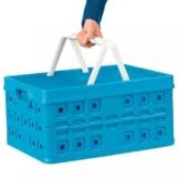 Sunware Klappbox mit Kühltasche 32 Liter