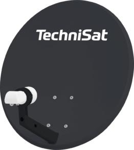 TechniSat Technitenne 60 cm Sat-Antenne (ohne LNB)