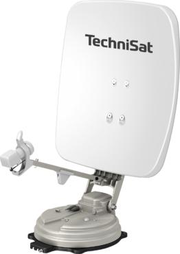 Technisat Skyrider 65 cm vollautomatische Sat-Anlage (Single LNB)