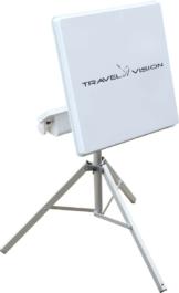 Travel Vision Sat-Anlage R7-Flat