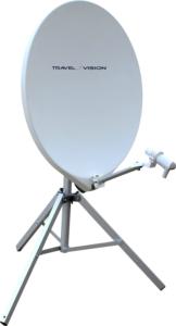 Travel Vision Smart Find 65 Sat-Antenne