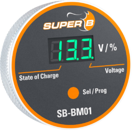 Super B SB-BM01 Batteriemonitor