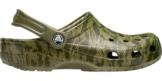 Crocs Classic Printed Camo Clog