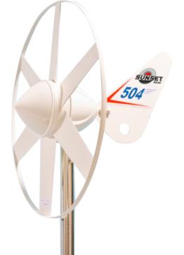 Sunset Solar Windgenerator WG 504 12 Volt