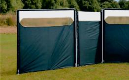 Westfield Windshield Pro Zusatzelement für Windschutz 160 x 140 cm