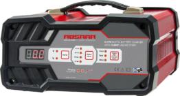 Absaar Batterieladegerät mit Starthilfefunktion 6-12 V / 12 A