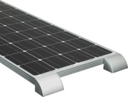 Alden High Power Easy Mount Solarset 2 x  110 W inkl. SPS Solarregler 220 Watt und EBL-Kit