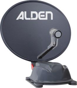 """Alden AS2 60 HD Platinium vollautomatische Sat-Anlage inkl. S.S.C HD-Steuermodul und Smartwide LED TV 22 """""""""""